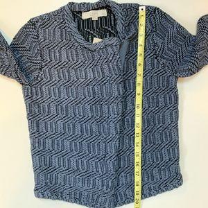 LOFT Jackets & Coats - NWT Ann Taylor Loft Slanted Zip Moto Jacket XSP